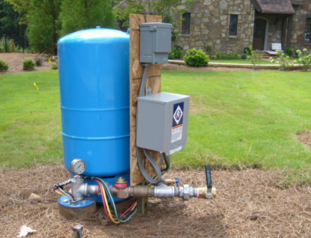 AO Smith Water Well Pump System