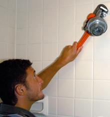 pipes, showers repairs